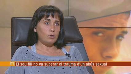 El seu fill no va superar el trauma d'un abús sexual
