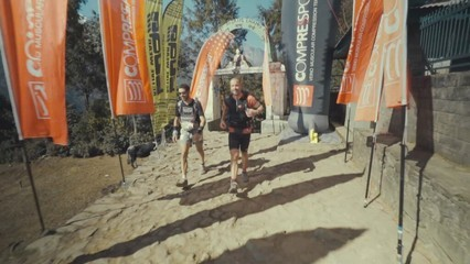 Acaba l'Everest Trail Race