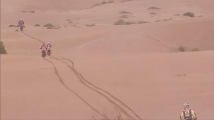 Dakar 2017 - Programa resum dia 06/01