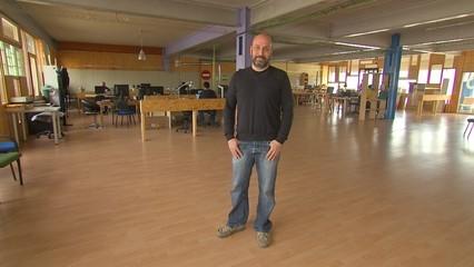 """Arnau Vilardell: """"La mobilitat s'està situant en el centre del debat"""""""