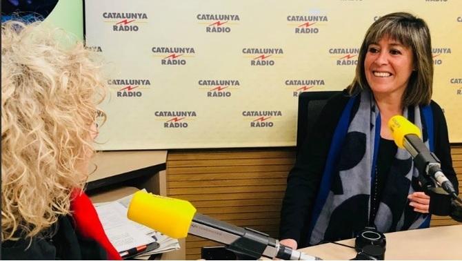 """Núria Marín a """"El matí de Catalunya Ràdio"""""""