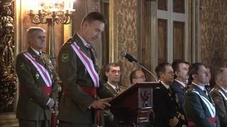 L'inspector general de l'exèrcit confia que Catalunya recuperi la cohesió social