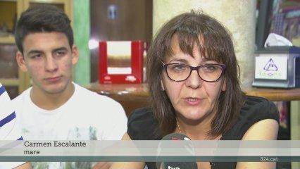La família del jove mort per apendicitis demana explicacions a l'Hospital d'Igualada