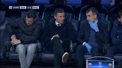 Arda Turan signa el tercer del Barça