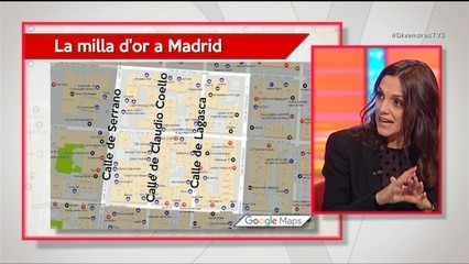 La milla d'or a Madrid (16/01/2017)