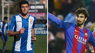 Aarón i André Gomes
