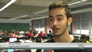 700 hackers competeixen en una marató contra rellotge a la UPC