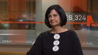 """Montserrat Comas: """"S'està fent un abús del delicte d'odi"""""""