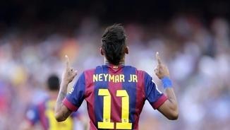 Neymar, màgia i talent brasiler