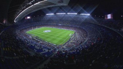 El Camp Nou no es mou de l'emplaçament actual