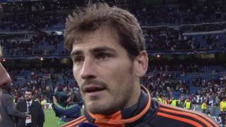 "Casillas: ""Hem fet un pas important"""