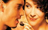 "Dimarts 23, a les 23.30, la deliciosa ""Chocolat"", amb Johnny Depp i Juliette Binoche."