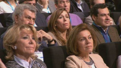 Rajoy clausura la convenció del PP