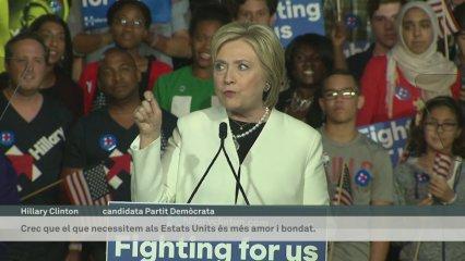 El superdimarts dóna impuls a les candidatures de Clinton i Trump