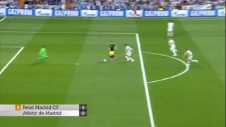 El Madrid celebra un triomf que l'acosta a Cardiff