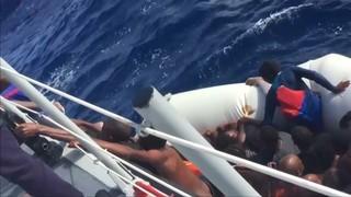 Nou incident entre els guardacostes libis i una ONG