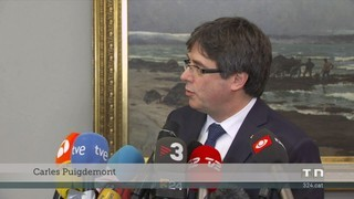 Carles Puigdemont deixa la porta oberta a tornar a Catalunya per ser investit president