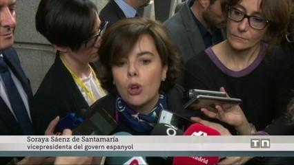 El govern espanyol seguirà aplicant el 155