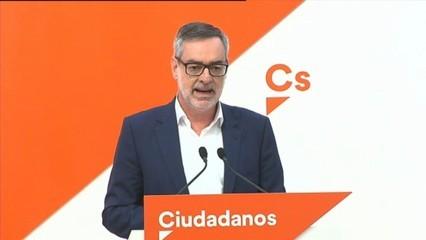 Ciutadans demana a Sánchez que suspengui la bilateral