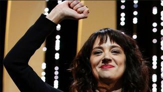 La directora i actriu italiana Asia Argento, una de les impulsores del moviment Me Too a Hollywood (Reuters)