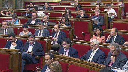 El Parlament vota la llei d'homofobia