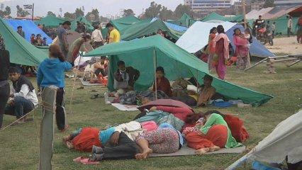 Terratrèmol al Nepal: més de 2.300 morts