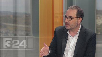Ramon Espadaler, entrevistat al 3/24