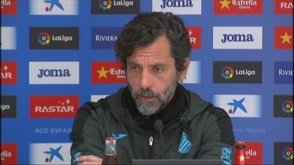 "Quique Sánchez Flores: ""Hem de ser capaços de seguir transmetent"""