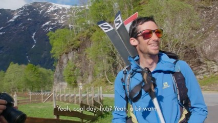 La nova vida de Kilian Jornet a Noruega
