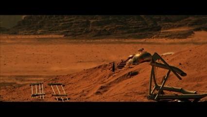 """Life on Mars?"": Mart com a destí cinematogràfic"