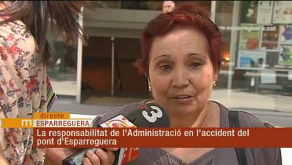 Foment ha de pagar pel pont d'Esparreguera