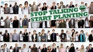 Un afer ambiental: Plant for the Planet