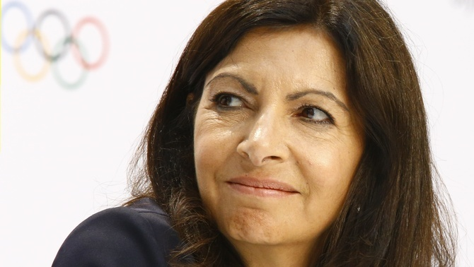 Anne Hidalgo (Reuters)
