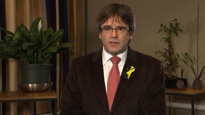 Puigdemont no descarta la via unilateral