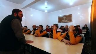 Un centre pioner a Síria vol rehabilitar els jihadistes d'Estat Islàmic