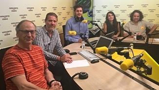 """""""La tertúlia"""": La qüestió nacional monopolitzarà la campanya de les municipals a Barcelona?"""