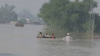 Inundacions al Pakistan