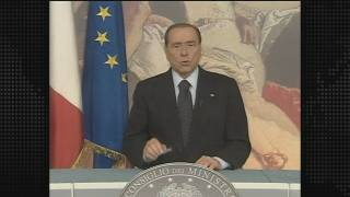 Berlusconi no es rendeix