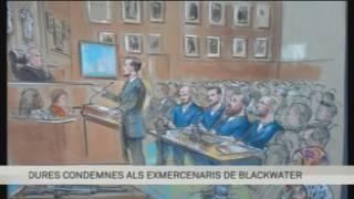 Presó per als quatre exagents de Blackwater