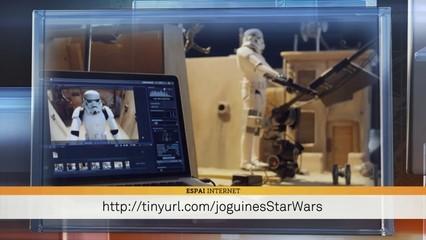 """""""Go Rogue"""", l'aventura de les joguines de """"Star Wars"""""""