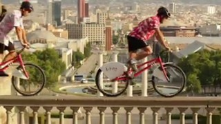 Extreme Biking a Barcelona