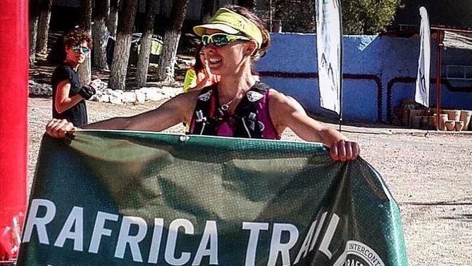 Anna Comet, dominadora de l'Euràfrica Trail 2016