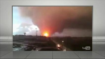 Tornado a Ladispoli, Itàlia