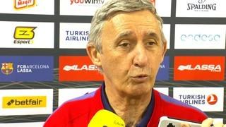 La prova més dura: el Barça juga a la pista de l'Olympiacos