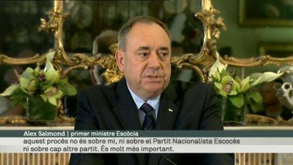 El perquè de Salmond