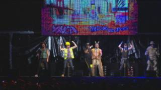 "Els Village People, ""revival"" YMCA a Cambrils"