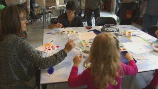 Big Draw al Museu Picasso