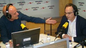 """Jordi Turull: """"L'estat espanyol té la sensibilitat d'una piconadora"""""""