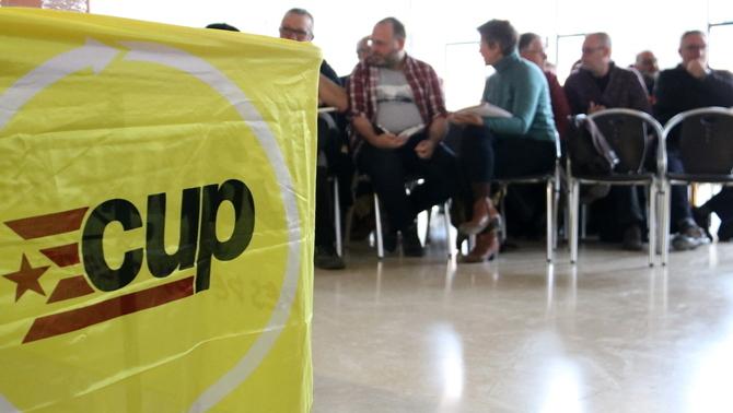 La CUP aprova facilitar el debat dels pressupostos, però no es compromet a votar-hi a favor
