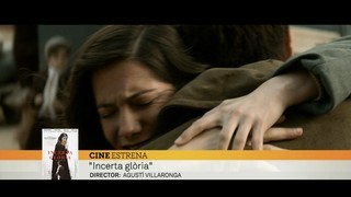 "Arriba als cinemes ""Incerta glòria"" d'Agustí Villaronga, basada en la novel·la de Joan Sales"
